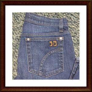 Joe's Jeans Women's 27x31 FlareBxsh5694 Hale Wash